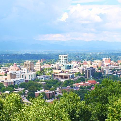 Asheville North Carolina USA