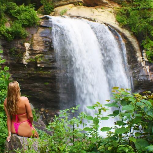 Brevard NC Waterfalls
