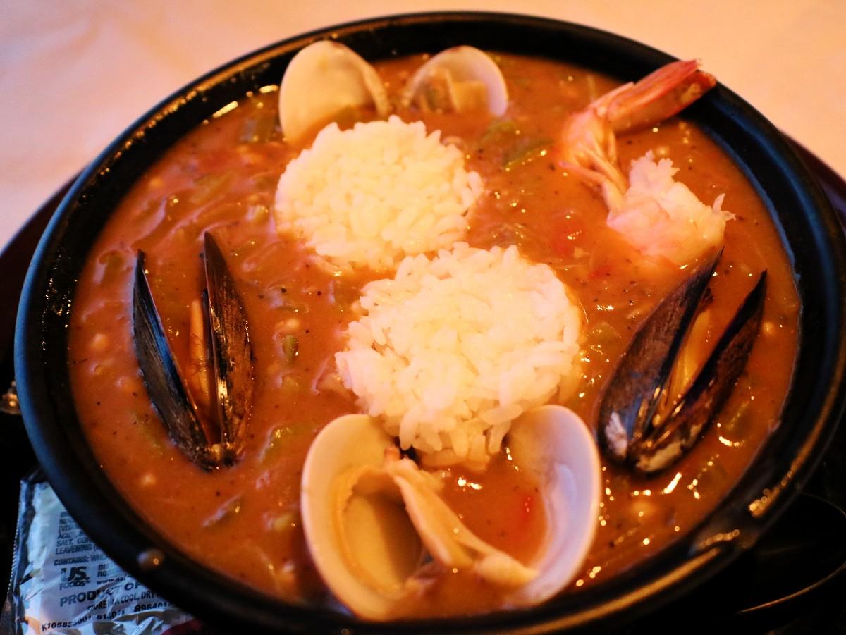 Crab Du Jour Seafood Bisque