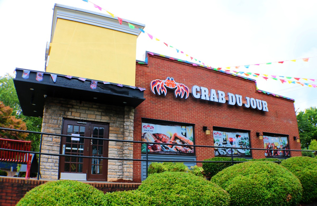 Crab Du Jour Asheville Restaurant