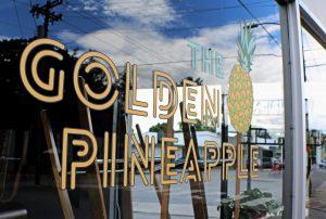 Golden Pineapple West Asheville
