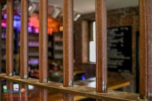 Old Marshall Jail Bar