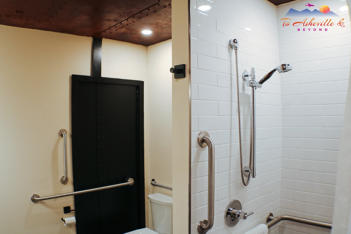 Old Marshall Jail Bathroom