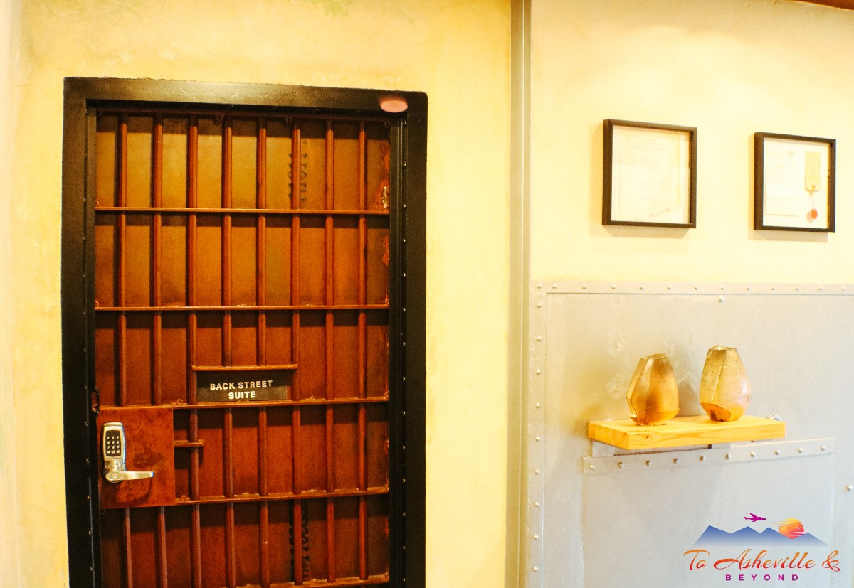 Old Marshall Jail Suite